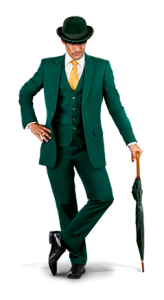 Gentleman von Mr Green